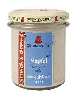 Streich's drauf Mepfel - Meerrettich & Apfel