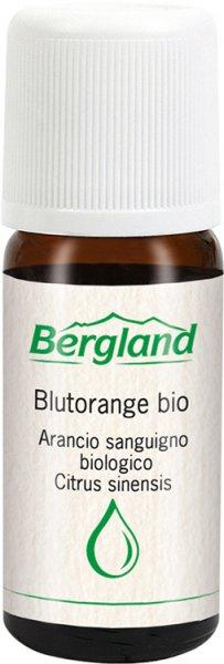 Blutorangen-Öl - Bio - 10ml