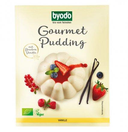 Gourmet Pudding Schoko glutenfrei - Bio - Byodo - 40g