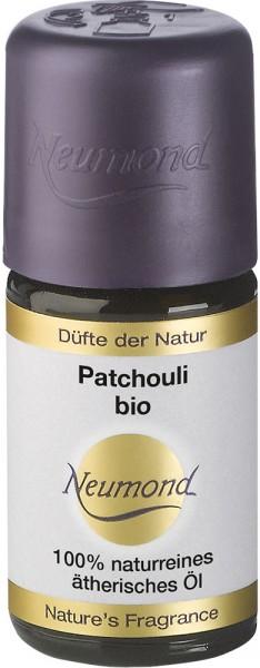 Patchouli bio - ätherisches Öl - 5ml
