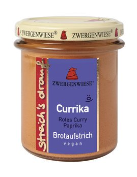Streich's drauf Currika - Rotes Curry & Paprika