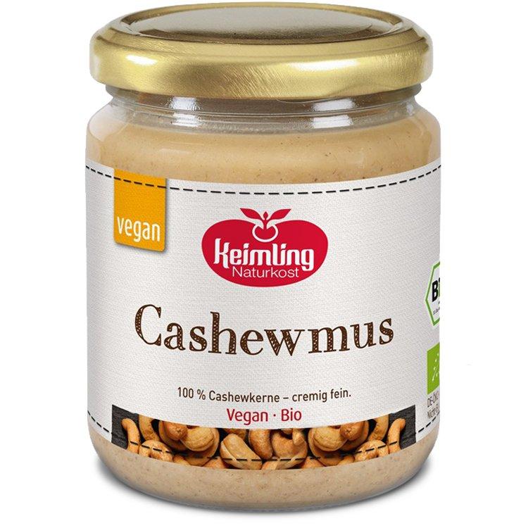 Veganes Cashewmus
