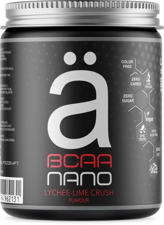 BCAA Nano - Lychee-Lime Crush - 420 g