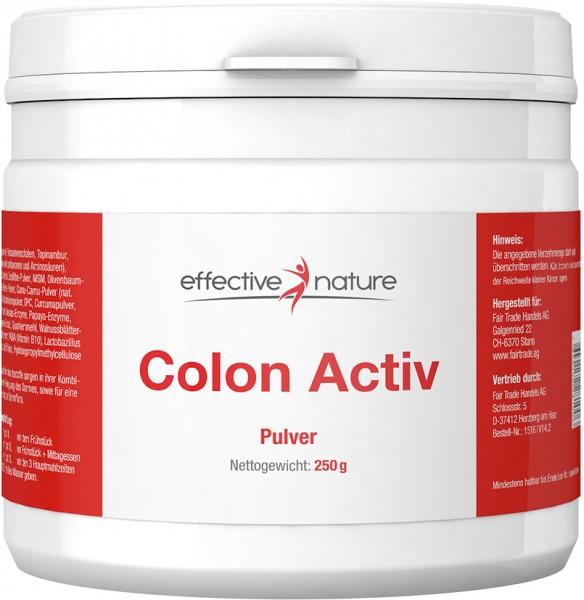 Colon Activ Pulver - 250g