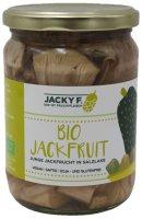 Jackfruit Fruchtfleisch im Glas - Bio - 500g - Jacky F.