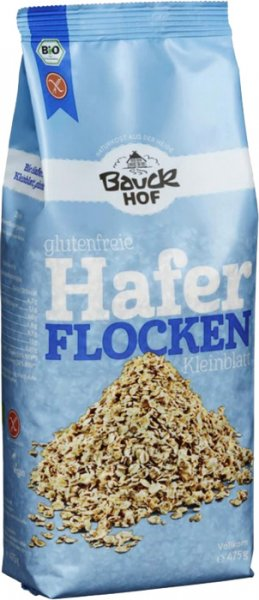 Haferflocken Kleinblatt - Bio - 475g