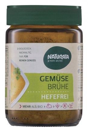 Gemüsebrühe hefefrei - Bio - Naturata - 200g