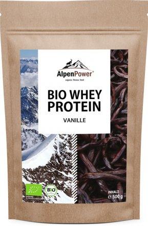 Bio Whey Protein - Vanille - 500g