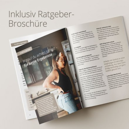 Konjak Kapseln Slimsalabim Bio – 180 Stk. + Broschüre
