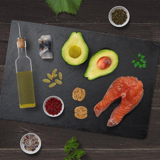 Omega 3 Mit Omega 3 Kapseln Essentielle Fettsäure Aufnehmen