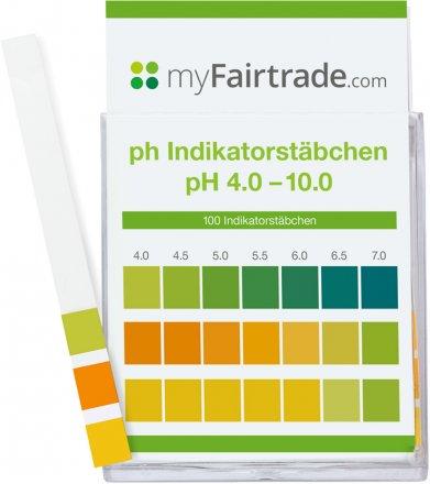 PH Teststreifen - 100 Stk.