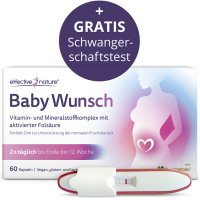 Baby Wunsch - 60 Stk. (3 Blister à 20 Stk.) - 33g