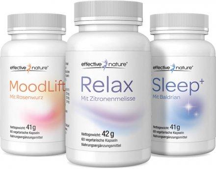 Moodlift, Relax and Sleep
