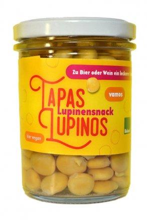 Tapas Lupinos - Bio - Biolandhof Klein - 250g