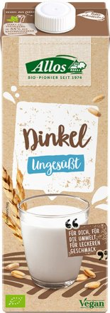 Dinkel-Drink Naturell - Bio - 1000ml