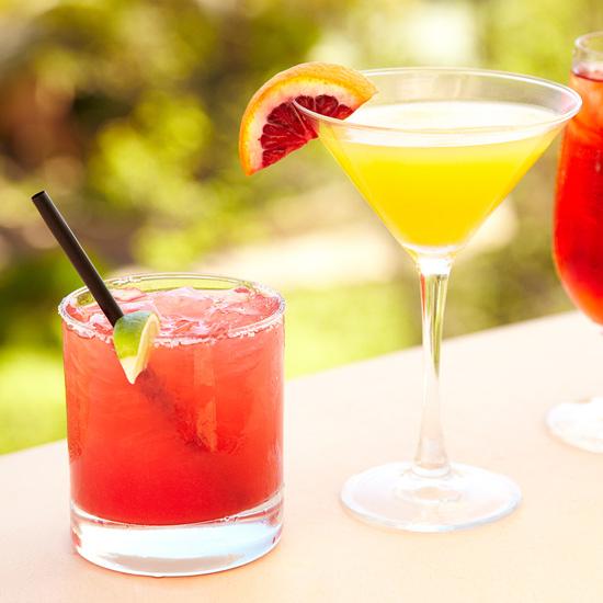 Süsse Getränke wie Limonade