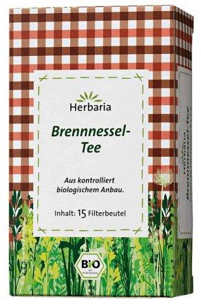 Brennnesseltee - Herbaria - Bio - 18g
