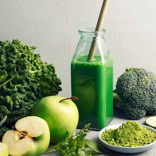 Vitamine in Nahrungsmitteln