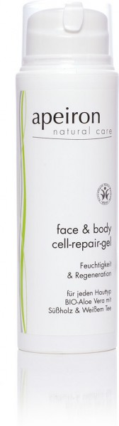 Face & Body - Cell-Repair-Gel - ohne Duftstoffe - 150ml