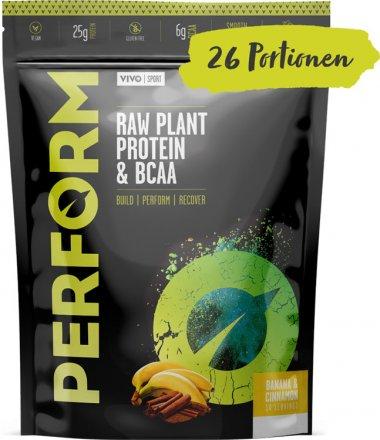 PERFORM – Banana & Cinnamon