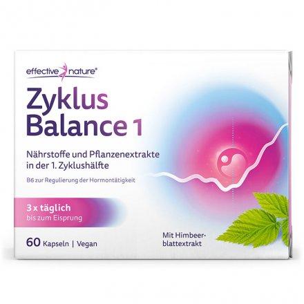 Zyklus Balance 1
