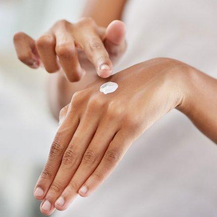 Citrus Hand- und Nagelcreme für trockene Haut