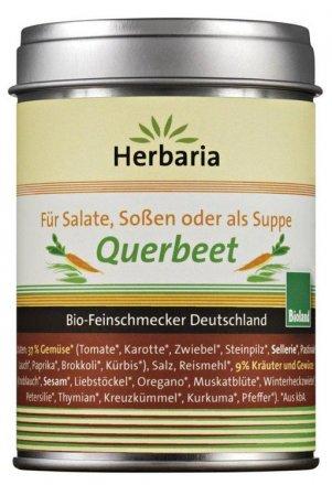 Querbeet für Salate und Soßen - Bio - 90g - Herbaria