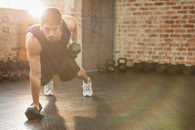 Erbsenprotein für Sportler