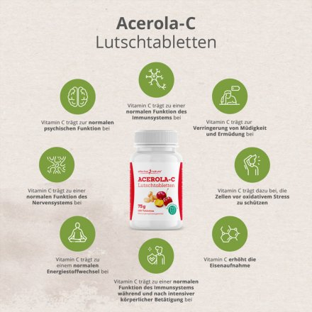 Acerola-C Lozenges