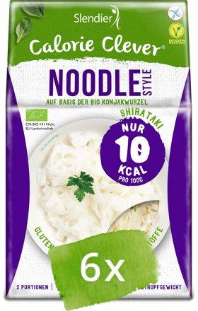 Konjak Noodles - Slendier - Bio