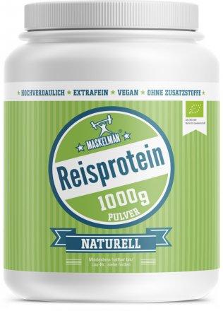 Reisprotein Bio