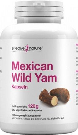 Mexican Wild Yam Kapseln - 240 Stk. - 120g