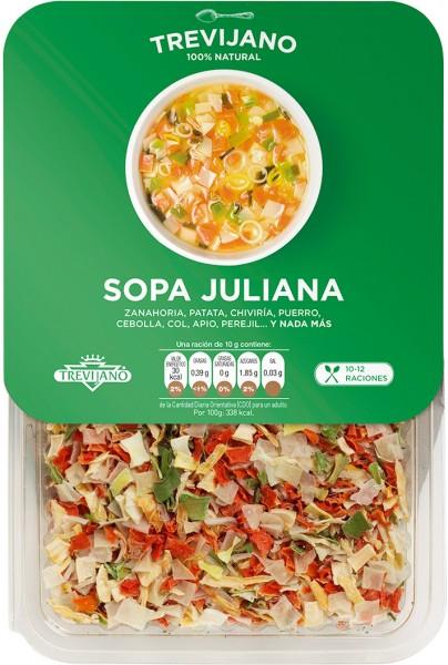 Juliana Gemüsesuppe