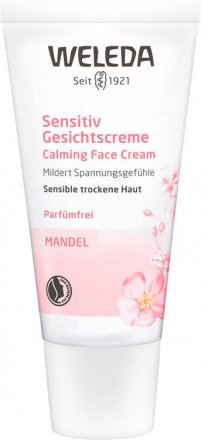 Gesichtscreme mit Mandelöl