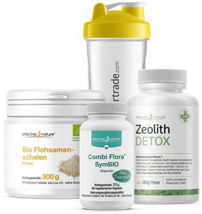 Classic Clean Detox mit Zeolith