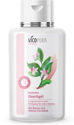 Basisches Duschgel pH7,4 - 250ml