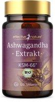 Ashwagandha-Extrakt Tabletten - 120 Stk. - 36g