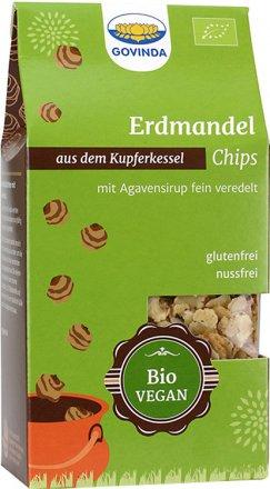 Erdmandel-Chips - Bio - 100g