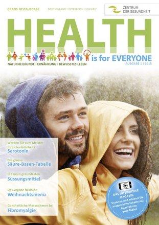 Health Magazin - 1. Ausgabe - Elektronisch