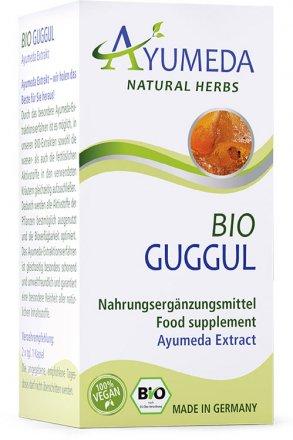 Hochdosierter Guggul Extrakt in Bio-Qualität