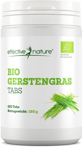 Gerstengras Tabletten - Bio - 450 Stk. - 180g