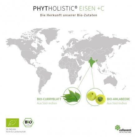 Eisen + Vitamin C - 60 Kapseln