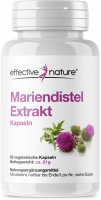 Mariendistel Extrakt - 60 Kapseln