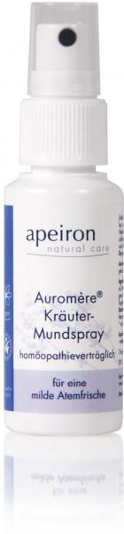 Kräuter-Mundspray - homöopathieverträglich - 30ml