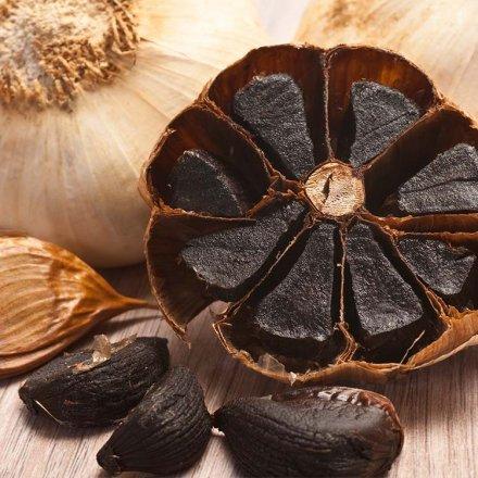Schwarzer Knoblauch - fermentiert - Bio