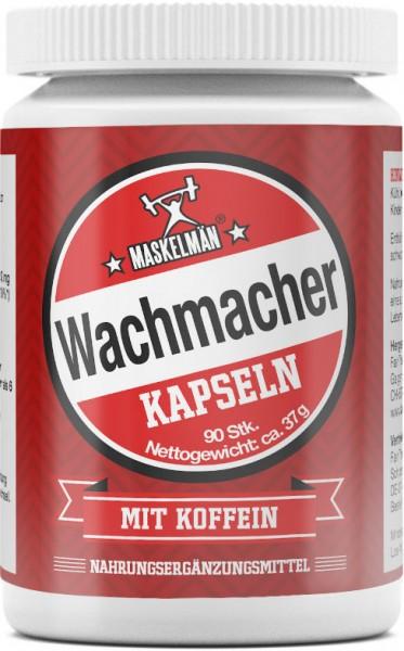 Wachmacher - Koffein Kapseln - 90 Stk. - 41g