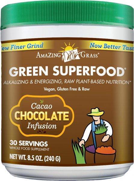 Amazing Grass - Chocolate Drink - 240g