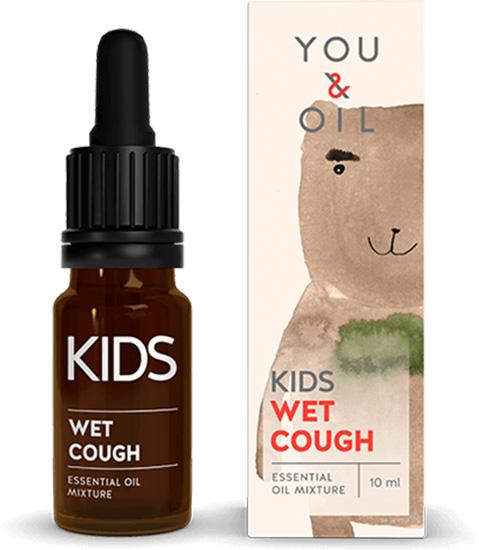 Kids-Öl feuchter Husten