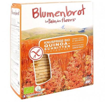 Glutenfreies Bio-Brot aus Reismehl - mit Quinoa