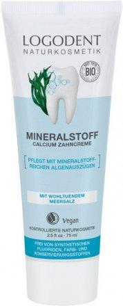 Mineralstoff Zahncreme mit Calcium